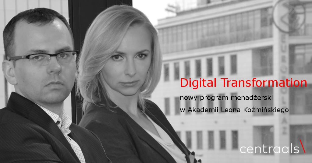 Digital Transformation Akademia Leona Koźmińskiego